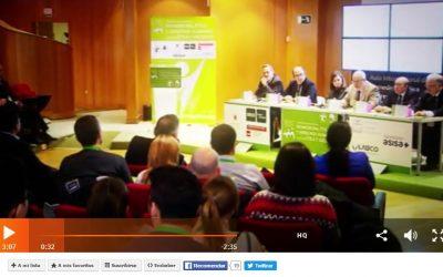 El IX Seminario de biomedicina, ética y DDHH en RTVE.