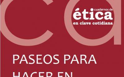 Nuevo número de cuadernos de ética en clave cotidiana