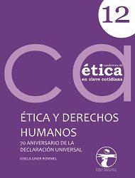 Nuevo  número de nuestros cuadernos de ética en clave cotidiana.