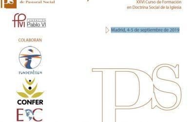 CURSO: La economía civil, una economía para las personas