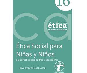 Nuevo número de los cuadernos de ética en clave cotidiana.