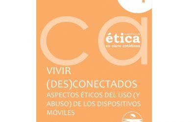 Nuevo numero de Cuadernos de Ética en Clave Cotidiana