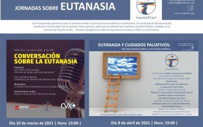 FUNDERÉTICA organiza dos sesiones sobre la Eutanasia y la proposición de ley española.