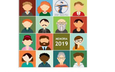 Memoria de actividades de Funderética 2019